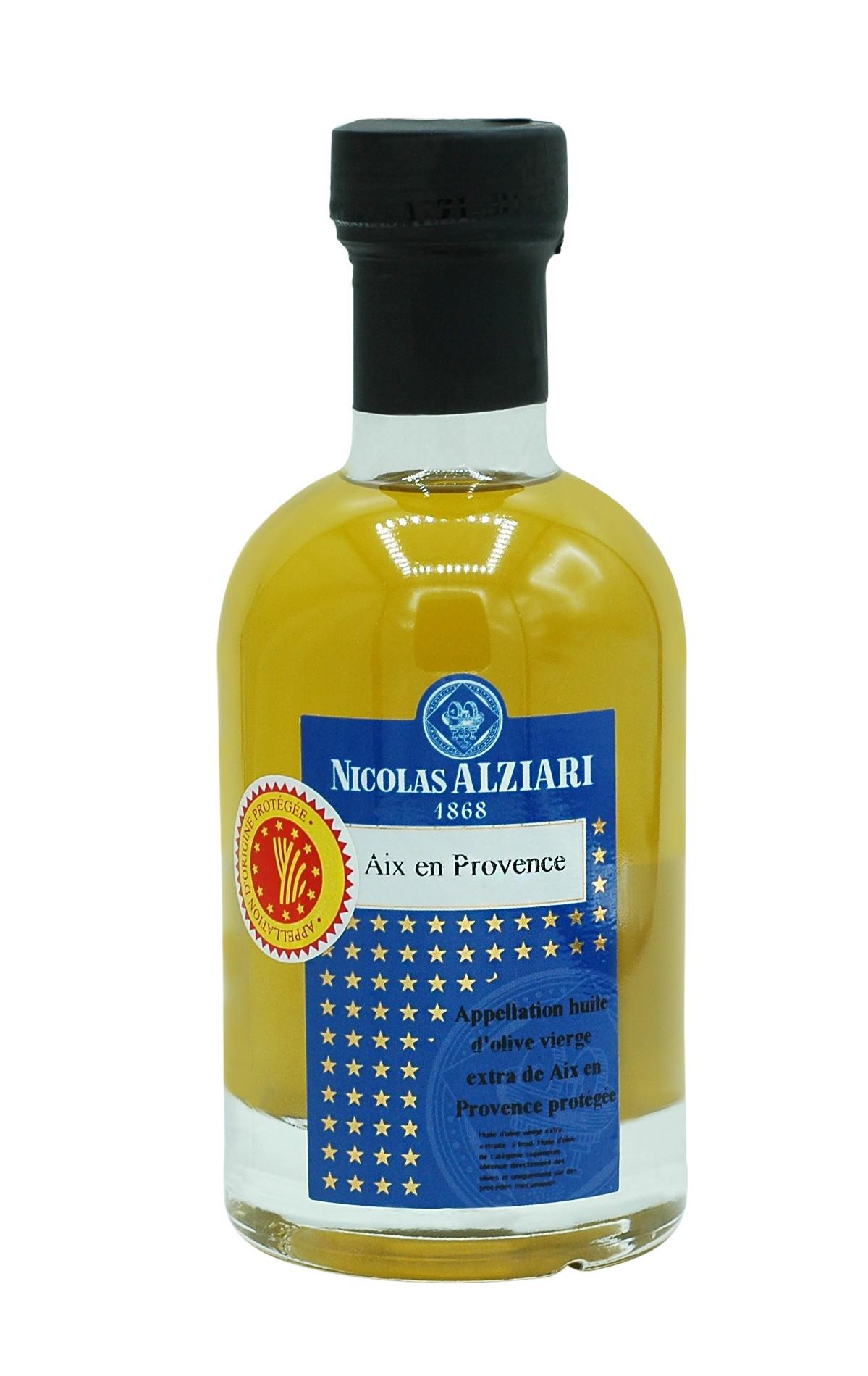 PDO Olive oil Aix en Provence 200 ML (Protected Designation of Origin)