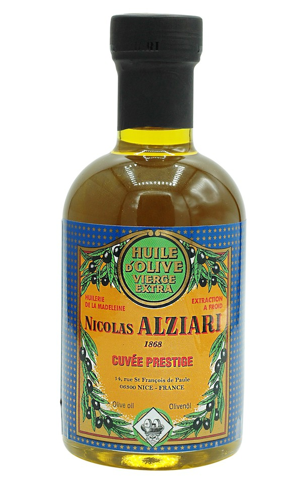 Olive oil cuvée PRESTIGE 200 ml