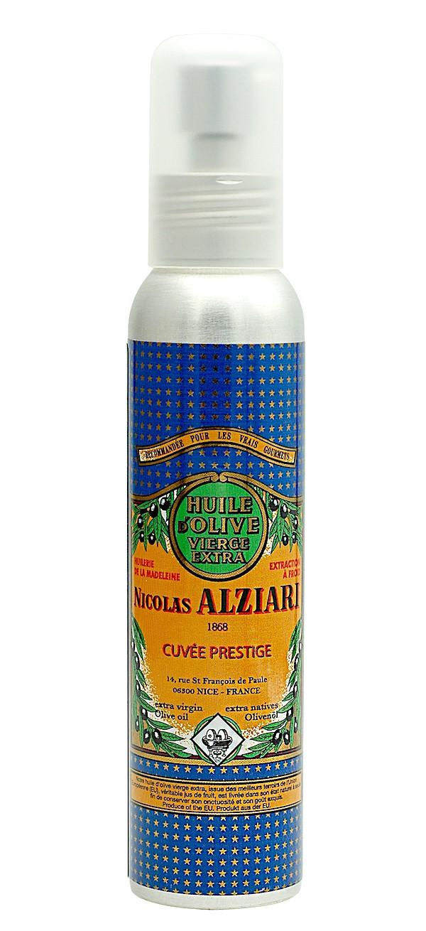 OLIVE OIL NICOLAS ALZIARI CUVÉE PRESTIGE 100 ML