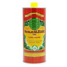 OLIVE OIL NICOLAS ALZIARI CUVÉE PAULINE 1 L