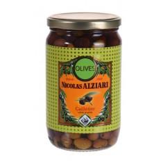 """jar of """"cailletier olives"""" 480 gr"""