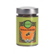 """jar of """"cailletier olives"""" 125 gr"""