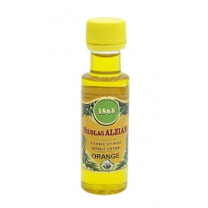 ORANGE - CULINARY PREPARATION BASED ON OLIVE OIL AND NATURAL ORANGE FLAVOR 25 ml