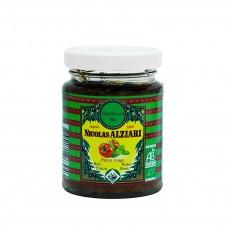 Red Paste / Tomatoes & Basil Paste 80 g organic