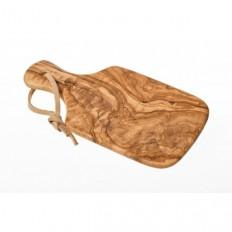 Olive wood cutting board 29 cm