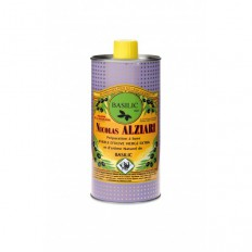 BASIL - Food preparation based on olive oil and natural aroma of BASIL 500 ml