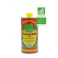 OLIVE OIL NICOLAS ALZIARI CUVÉE PAULINE 500 ML - Organic*