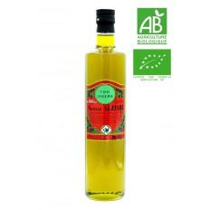 OLIVE OIL NICOLAS ALZIARI CUVÉE PAULINE 75 cl - Organic*