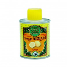 LEMON - Food preparation based on olive oil and natural aroma of LEMON 100 ML