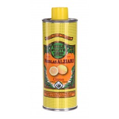 LEMON - FOOD PREPARATION BASED ON OLIVE OIL AND NATURAL AROMA OF LEMON 250 ML