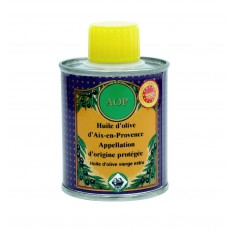 PDO Olive oil Aix en Provence 100 ML (Protected Designation of Origin)