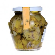 Artichokes with olive oil 280gr