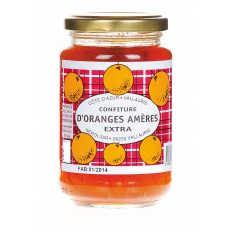 Bitter orange jam from Vallauris 250 gr