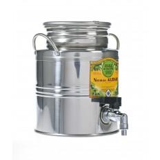 3 liter stainless steel barrel