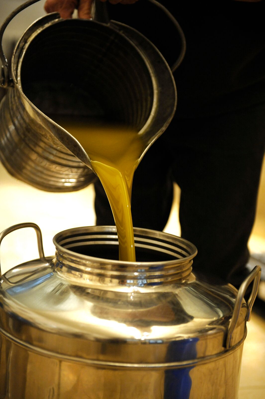 Une huile d'olive bio direct producteur