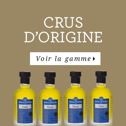 Huile d'olive AOC/AOP FRANCE