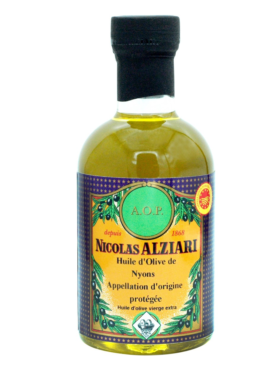 PDO Olive oil NYONS 200 ml (Protected Designation of Origin)