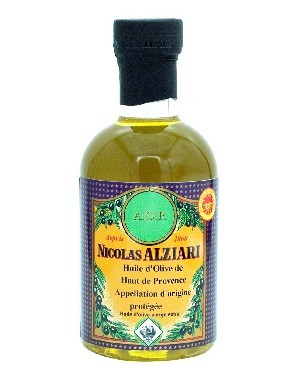PDO Olive oil Haute Provence 200 ML (Protected Designation of Origin)