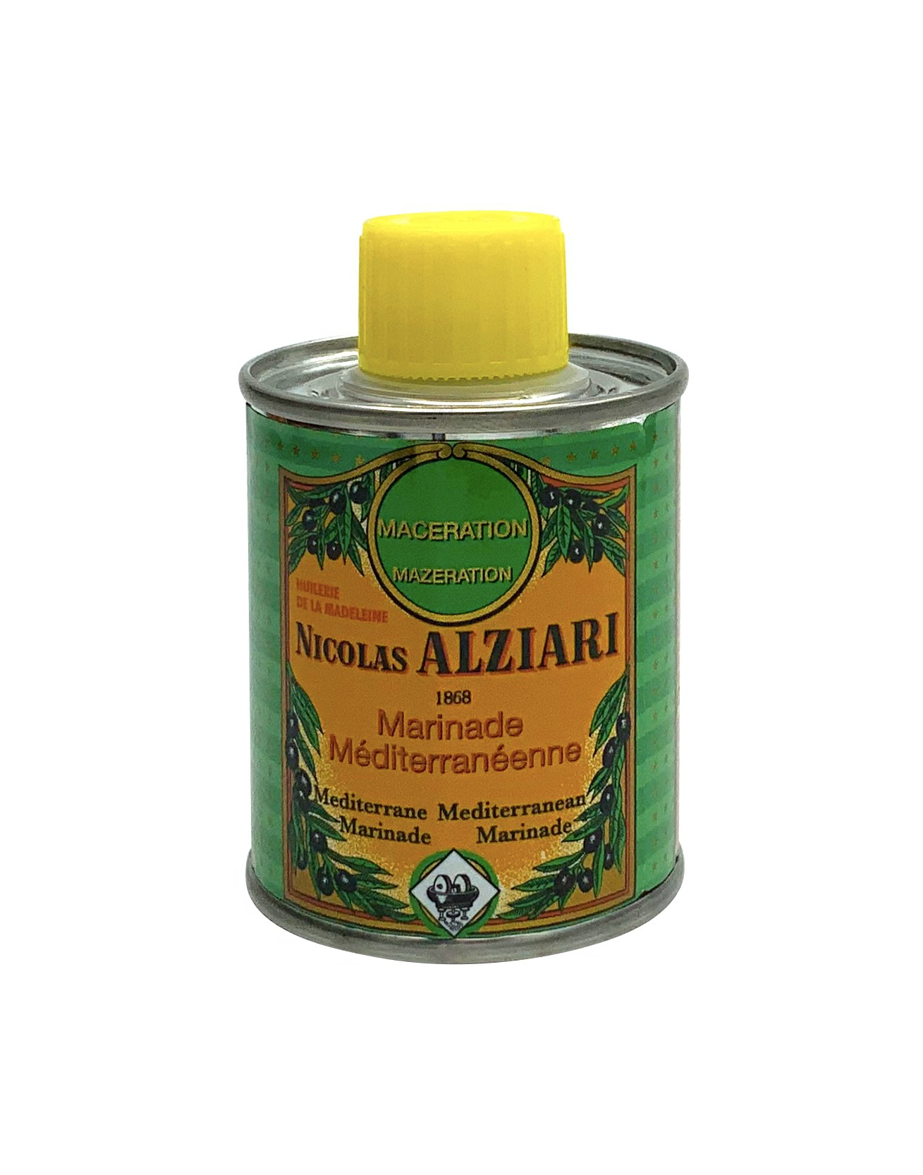 Mediterranean marinade 100 ml can