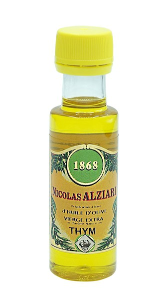 THYME - Food preparation based on olive oil and natural flavour THYME 25 ML