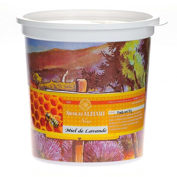 lavander honey harvest 2015 - 1 kg