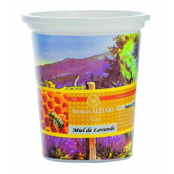 lavander honey harvest 2015 1/2 kg
