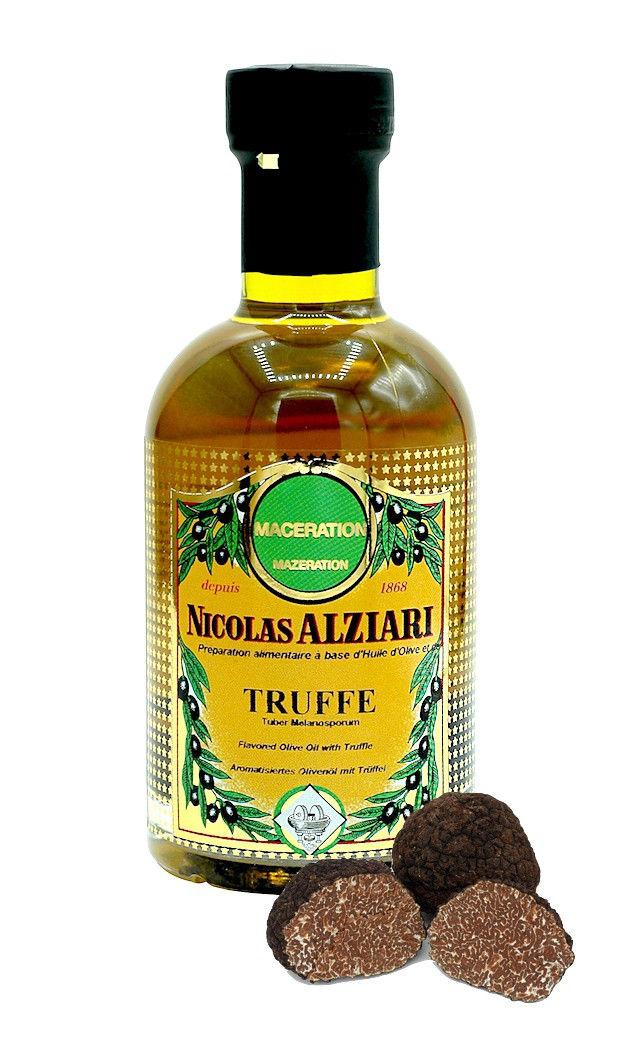 olive oil with TRUFFLE 200 ml