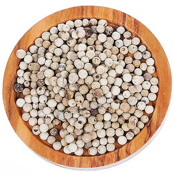 White peppercorns 250 gr