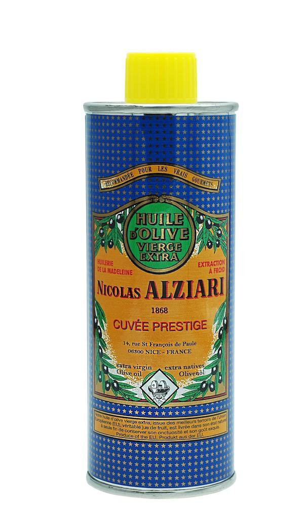 olive oil cuvée Prestige 250 ml