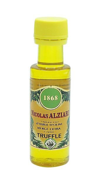 TRUFFLE - CULINARY PREPARATION BASED ON OLIVE OIL AND AROMA TRUFFLE 25 ml