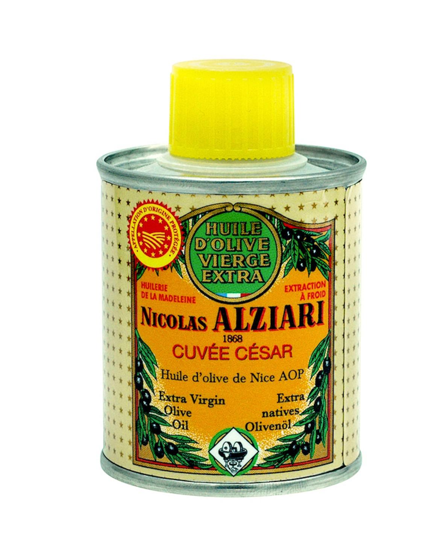 OLIVE OIL NICOLAS ALZIARI CUVÉE CESAR 100 ML