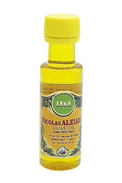 OLIVE OIL NICOLAS ALZIARI CUVÉE PRESTIGE 25 ML