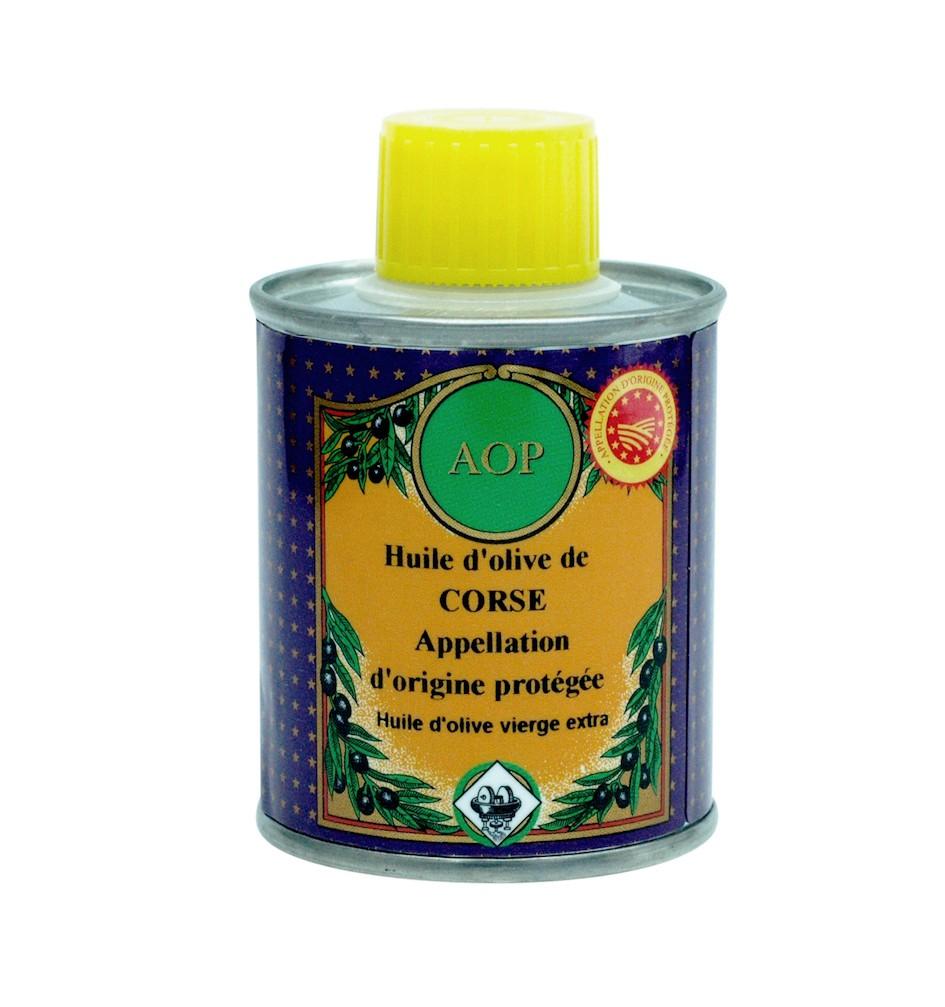 PDO Corse olive oil 100 ML (Protected Designation of Origin)