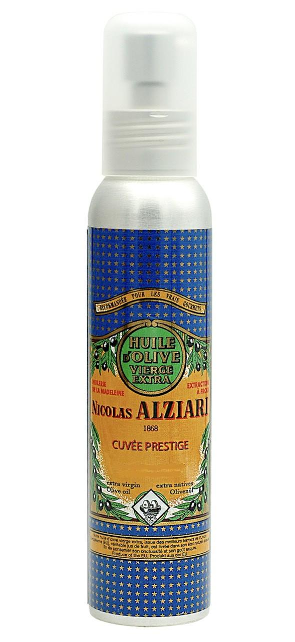 OLIVE OIL NICOLAS ALZIARI CUVÉE PRESTIGE 100 ML (pump bottle)