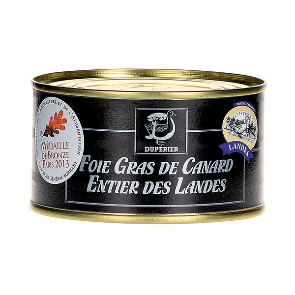Whole duck foie gras 200g