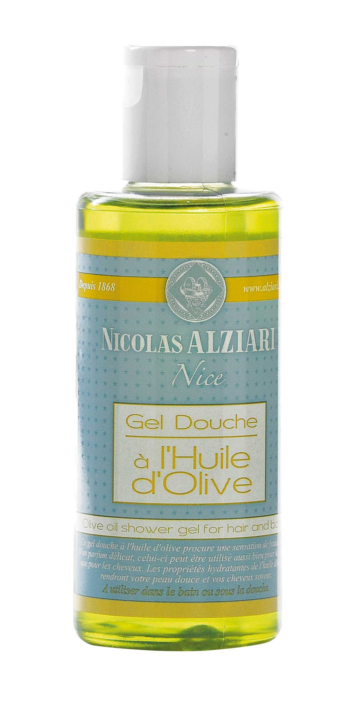 Olive oil shower gel 200ml
