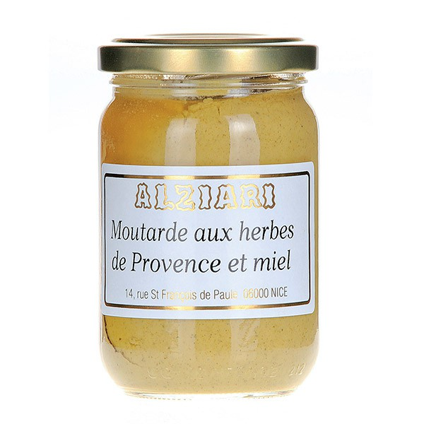 Mustard with Herbs of Provence 200gr