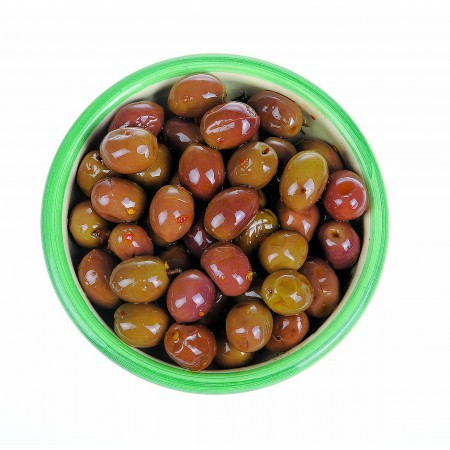 Olives with pepper 125 gr