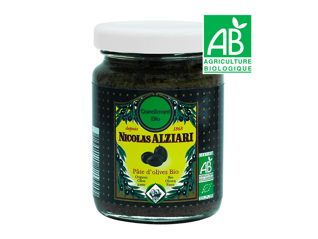 Organic Olive paste 80 g