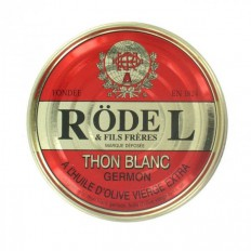 White Tuna Germon Rodel 80gr