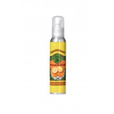 LEMON - Food preparation based on olive oil and natural aroma of LEMON 100 ML (pump)