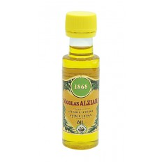 GARLIC - FOOD PREPARATION BASED ON OLIVE OIL AND NATURAL GARLIC FLAVOUR 25 ml