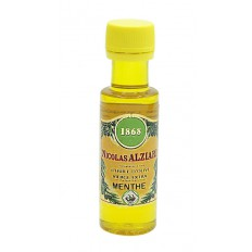 MINT - FOOD PREPARATION BASED ON OLIVE OIL AND NATURAL FLAVOR OF MINT 25 ml