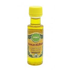 ORANGE - CULINARY PREPARATION BASED ON OLIVE OIL AND NATURAL ORANGE FLAVOR 25 ml