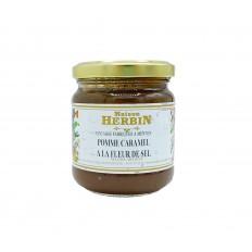 Apple Caramel Jam with Fleur de Sel 230g