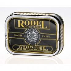 Sardines without bones 115 gr best selection