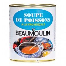 fish soup Beaumoulin 800 gr