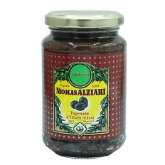 Tapenade of black olives 320 gr