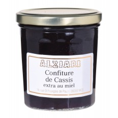 Blackcurrant jam 375 gr