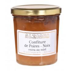 Pears-Nuts Jam 375gr